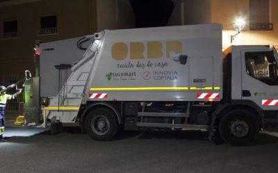 Conferencia en la Universidad de Valencia sobre la recogida de residuos Puerta a Puerta (PaP) en Orba