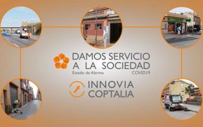 Los servicios considerados como esenciales siguen funcionando durante el Estado de Alarma